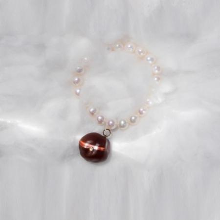 A corny bracelet
